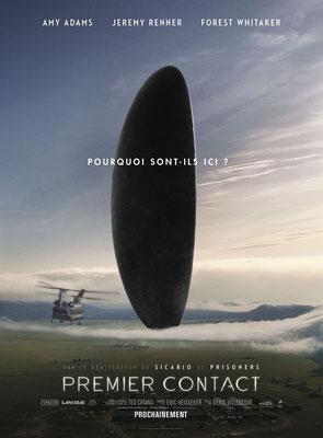 Premier Contact (2016/de Denis Villeneuve)