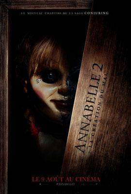 Annabelle 2 - La Création Du Mal (2017/de David F. Sandberg)