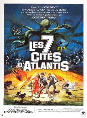 Les 7 Cités d'Atlantis (1978/de Kevin Connor)