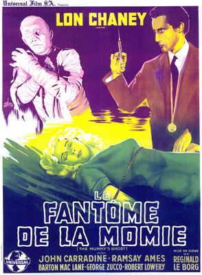 Le Fantôme De La Momie (1944/de  Reginald Le Borg)