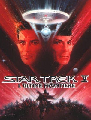 Star Trek 5 - L'Ultime Frontière (1986/de William Shnatner)