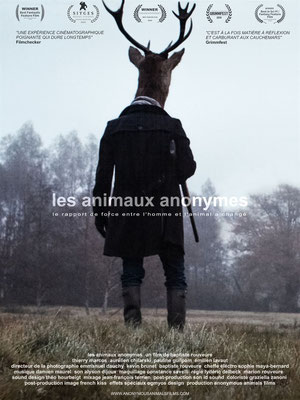 Les Animaux Anonymes (2020/de Baptiste Rouveure)