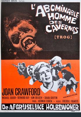 L'Abominable Homme Des Cavernes (1970/de Freddie Francis)