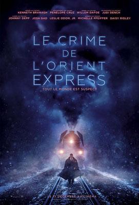 Le Crime de l'Orient-Express (2017/de Kenneth Branagh)