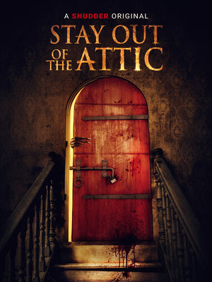 Stay Out Of The Attic (2020/de Jerren Lauder)