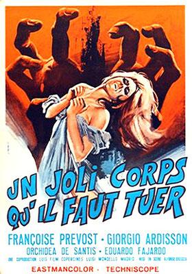 Un Joli Corps Qu'il Faut Tuer (1970/de Alfonso Brescia)