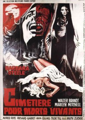 Cimetière Pour Morts-Vivants (1965/de Ralph Zucker)