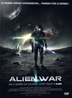 Alien War (2012/de Roger Christian)