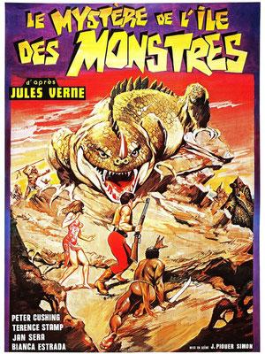 Le Mystère De l'Île Des Monstres (1981/de Juan Piquer Simón)