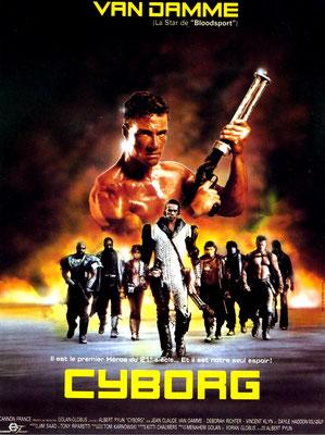 Cyborg (1989/de Albert Pyun)