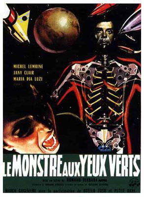 Le Monstre Aux Yeux Verts (1962/de Romano Ferrara)