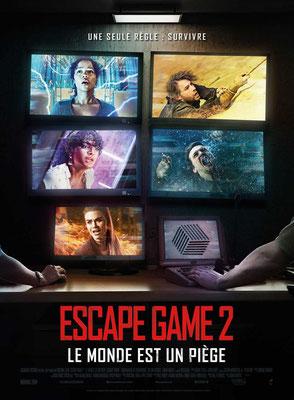Escape Game 2 - Le Monde Est Un Piège (2021/de Adam Robitel)