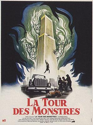 La Tour Des Monstres
