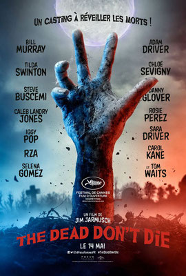 The Dead Don't Die (2019/de Jim Jarmusch)