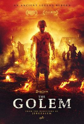 The Golem (2018/de Doron Paz & Yoav Paz)