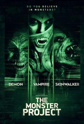 The Monster Project (2017/de Victor Mathieu)