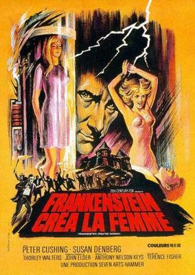 Frankenstein Créa La Femme
