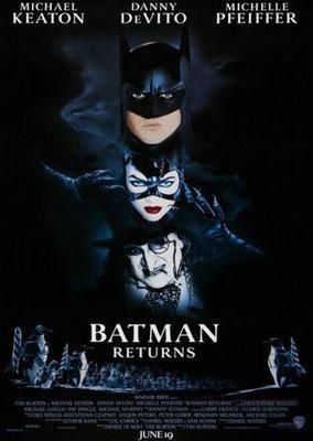Batman - Le Défi (1992/de Tim Burton)