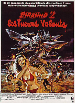 Piranha 2 - Les Tueurs Volants