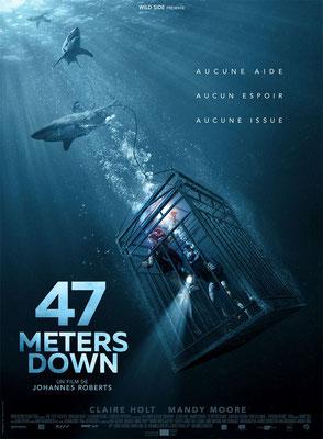 47 Meters Down (2017/de Johannes Roberts)