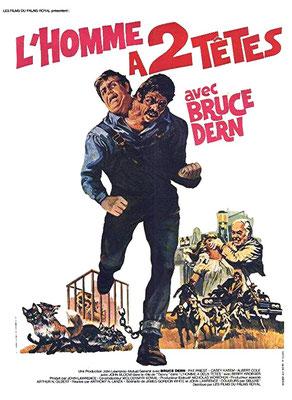 L'Homme à Deux Têtes (1971/de  Anthony M. Lanza)