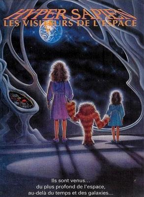 Hyper Sapien - Les Visiteurs de l'Espace (1986/de Peter R. Hunt)