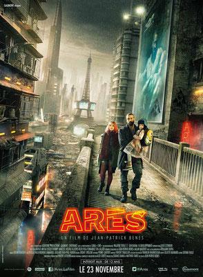 Arès (2016/de Jean-Patrick Benes)