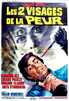Les 2 Visages de la Peur (1972/de Tulio Demicheli)