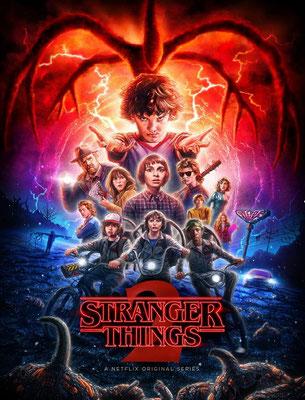 Stranger Things - Saison 2