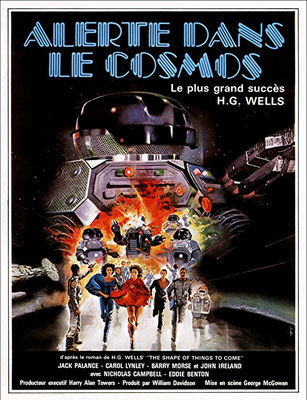 Alerte Dans Le Cosmos (1979/de George McCowan)