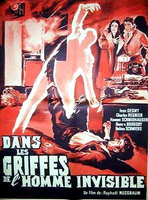 Dans Les Griffes De l'Homme Invisible (1963/de Raphael Nussbaum)