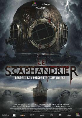 Le Scaphandrier (2015/d'Alain Vézina)