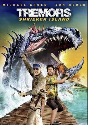 Tremors - Shrieker Island (2020/de Don Michael Paul)