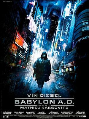 Babylon A.D (2008/de Mathieu Kassovitz)