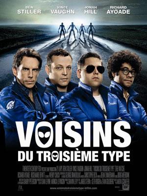 Voisins Du Troisième Type (2012/de Akiva Schaffer)