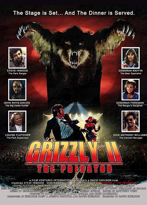 Grizzly 2 - The Predator (1983/de André Szöts)