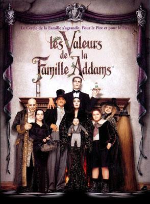 Les Valeurs De La Famille Addams (1993/de Barry Sonnenfeld)