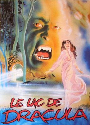 Le Lac De Dracula (1971/de Michio Yamamoto)