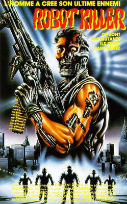 Robot Killer (1987/de Tim Kincaid)