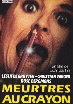 Meurtres Au Crayon (1982/de Guy Lee Thys)
