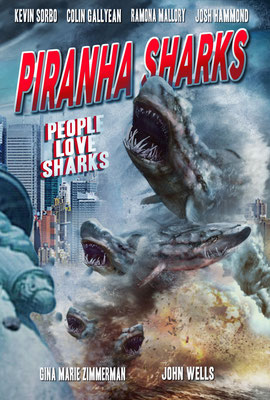 Piranha Sharks (2016/de Leigh Scott)