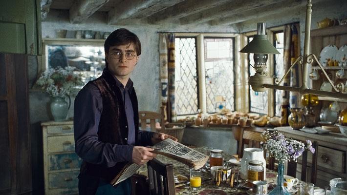 Harry Potter Et Le Reliques de La Mort - Partie 1 de David Yates - 2010 / Fantastique