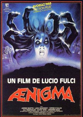Aenigma (1987/de Lucio Fulci)