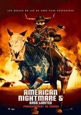 American Nightmare 5 - Sans Limites (2021/de Everardo Gout)