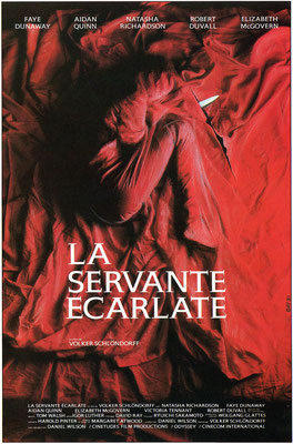 La Servante Écarlate (1990/de Volker Schlöndorff)