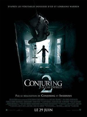 Conjuring 2 - Le Cas Enfield (2016/de James Wan)