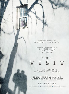 The Visit (2015/de M. NIght Shyamalan)