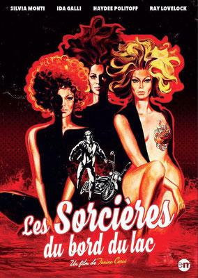 Les Sorcières Du Bord Du Lac (1970/de Tonino Cervi)