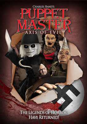 Puppet Master - Axis Of Evil (2010/de David DeCoteau)