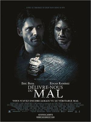 Délivre-Nous Du Mal (2014/de Scott Derrickson)